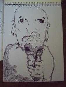 Bald Sunlicker